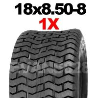 18x8.50-8 MOWER TYRE FOR RIDE ON LAWM MOWERS